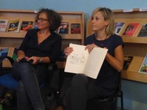 Margherita Sassi e Chiara Colagrande