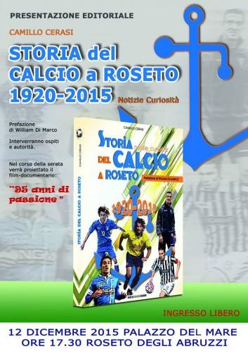 Libro Roseto calcio