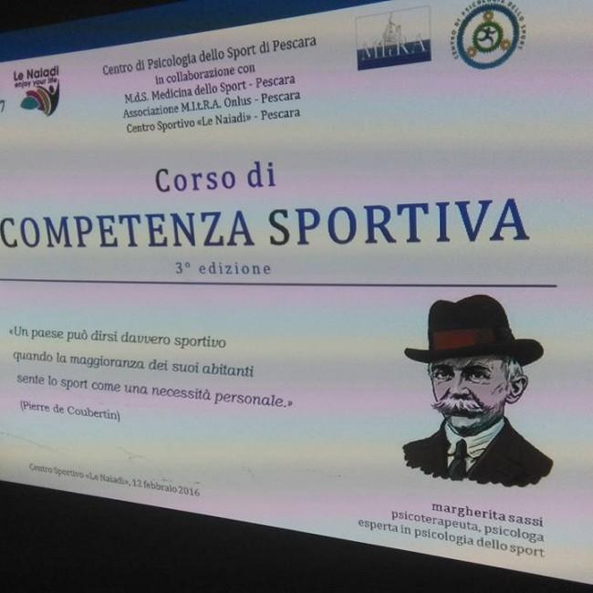 Corso competenza sportiva2