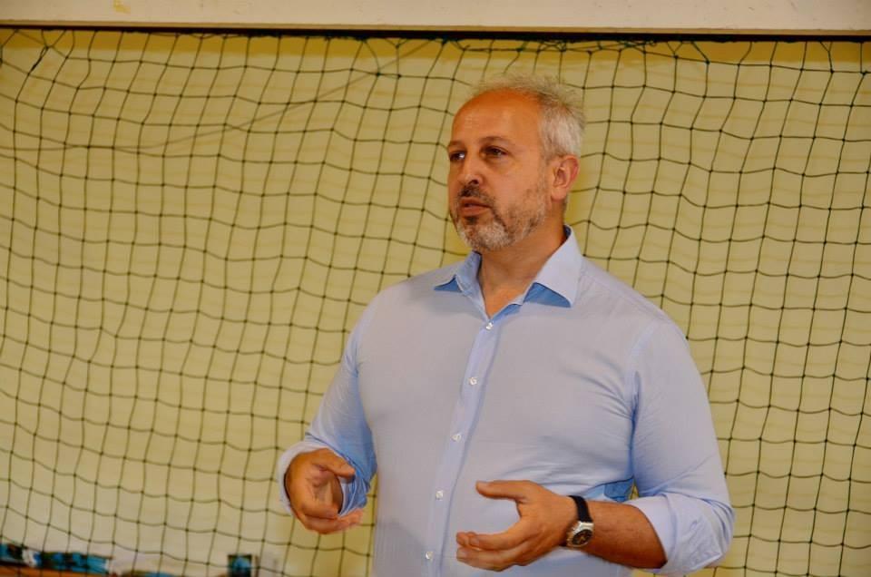 coach Massimiliano Cilli