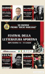 Festival letteratura sportiva