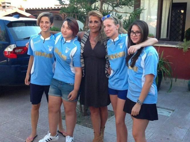 Elisabetta Cortani Lazio Femminile