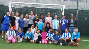 Scuola calcio femminile Pescara