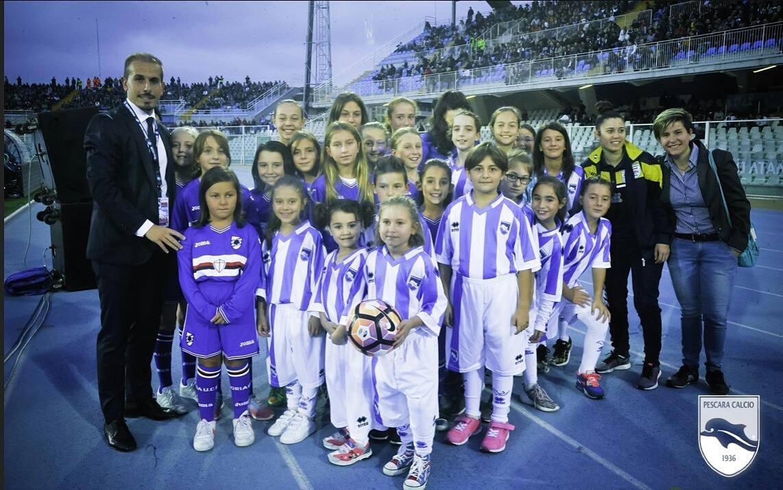 Scuola calcio femminile