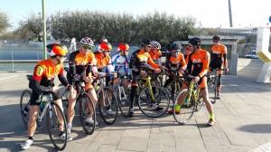 bici di gruppo