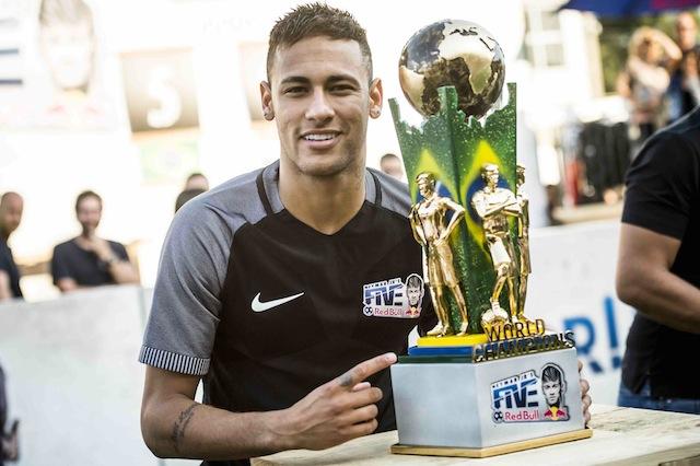 Neymar Jr' Five