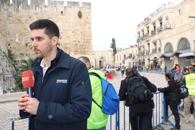 Giammarco Menga Gerusalemme