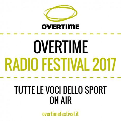 Overtime Radiofestival