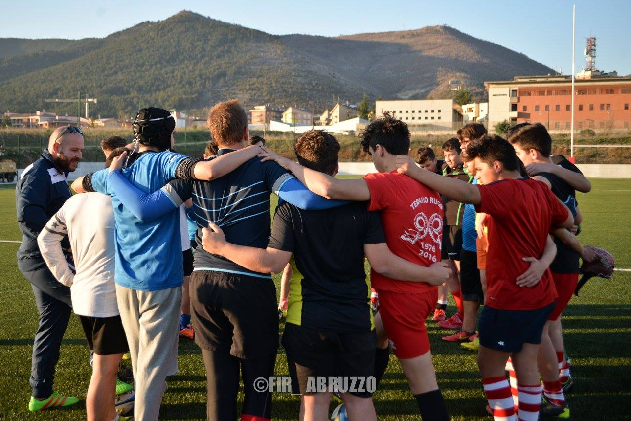 Patto per il rugby abruzzese