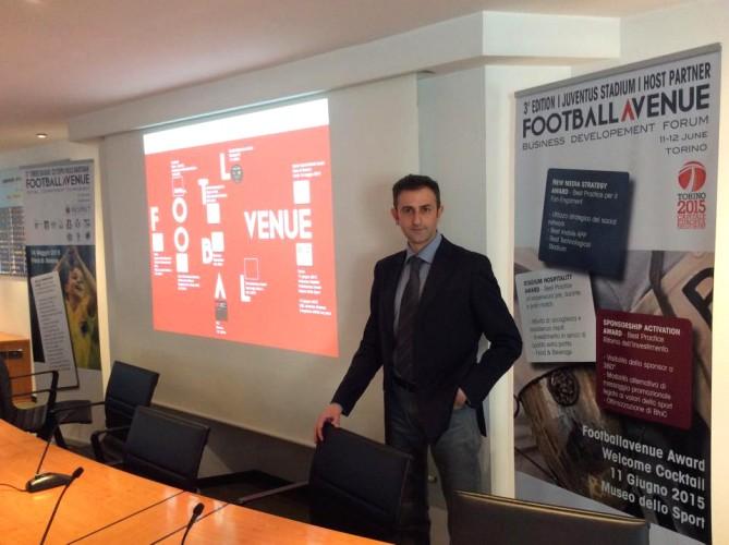 L Football Giuseppe Berardi