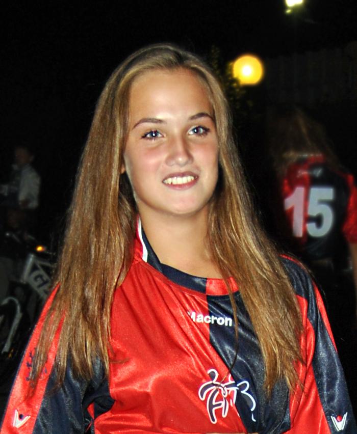 Genoa calcio femminile Matilda Zanardi