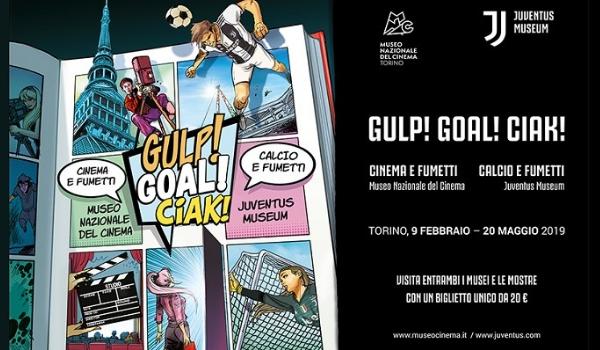 Gulp! Goal! Ciak!