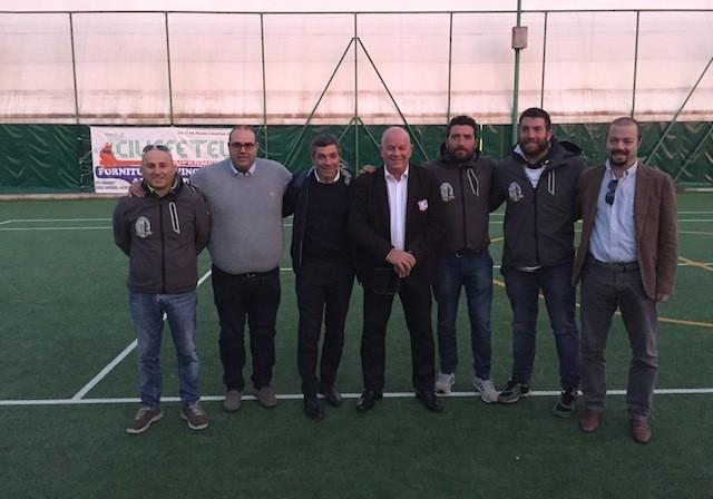 gemellaggio Carpi FC-Villa S.Angelo