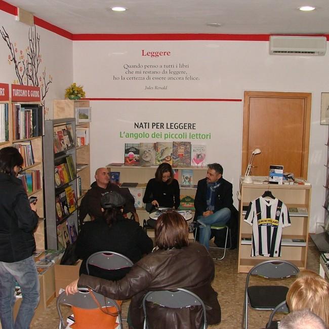 la libreria Qui Abruzzo