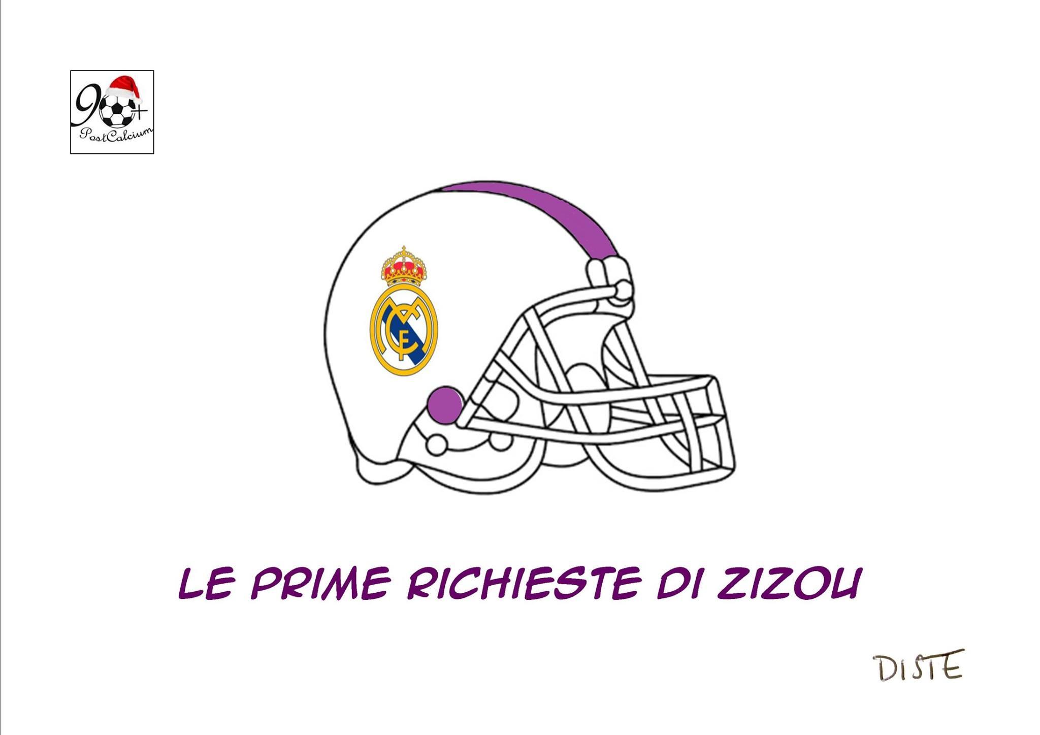 Zidane al Real