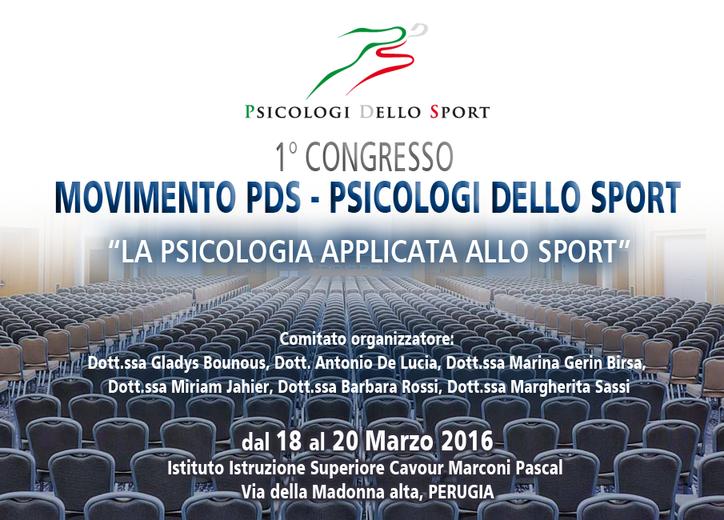 Congresso psicologia dello sport