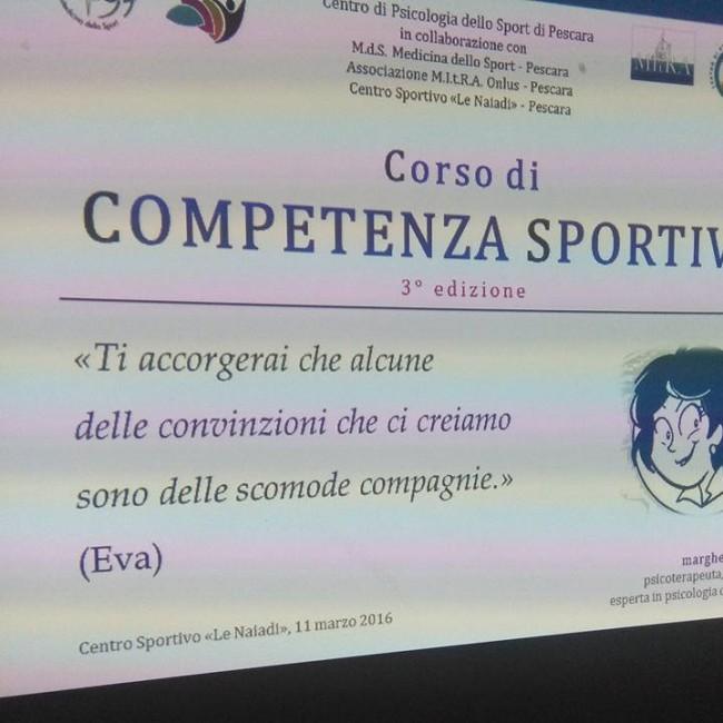 Corso competenzasportiva