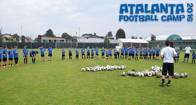 Atalanta football Camp