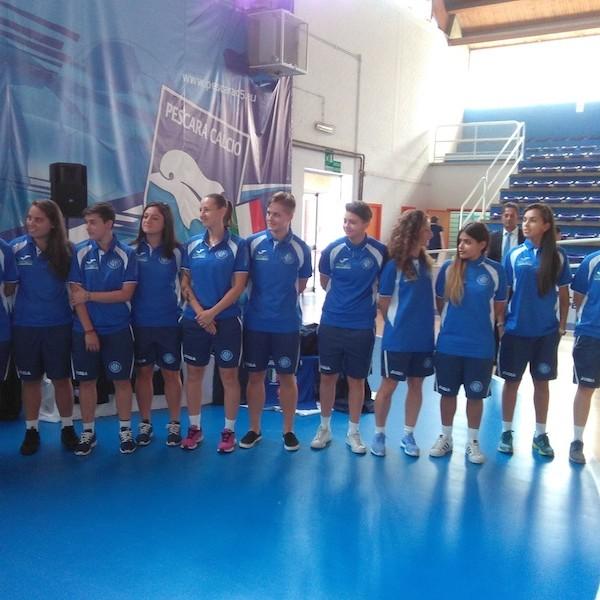 Asd Pescara Futsal femminile