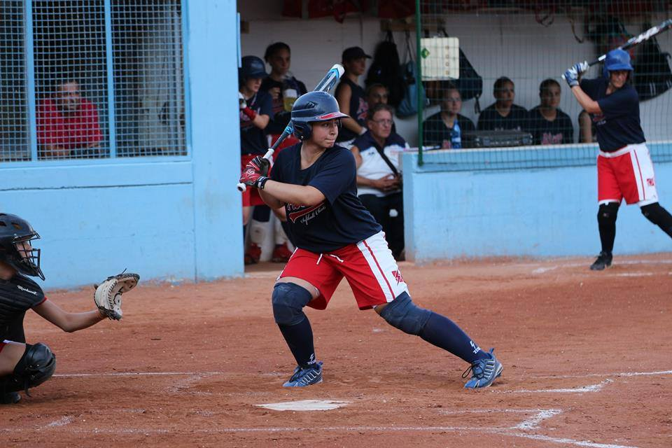 Atoms' softball Chieti