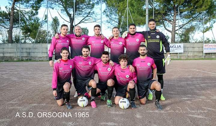 Donne presidenti Orsogna calcio