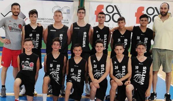 Asd Virtus Basket Montesilvano